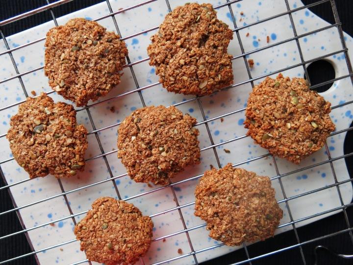 Cinnamon spice festivecookies